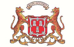 If you didn't already know Aberdeen City's Coat of Arms features two leopards